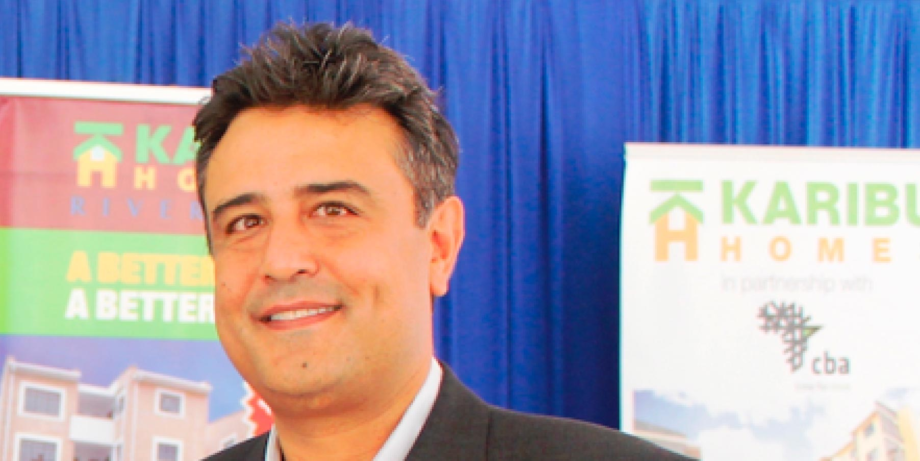 Developing affordable housing in Kenya: Businessman on lessons learnt